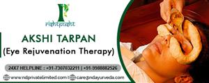 Akshi Tarpan (Eye Rejuvenation Therapy)